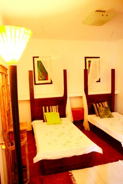 Penthouse A, Catembe Gallery Hotel